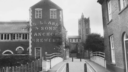 Bullard and Sons, Anchor Brewery - 1984. Photo: Archant Archive