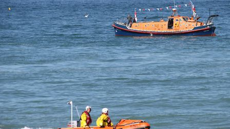 Cromer Lifeboat. Picture: ARCHANT