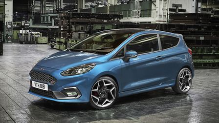 Ford Fiesta ST. Picture: Ford