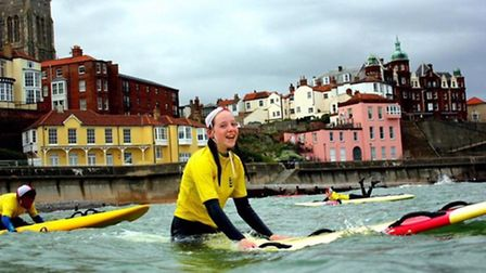 Sheringham High School pupil Holly Rumsby is organising the Surfers Against Sewage Big Spring Beach