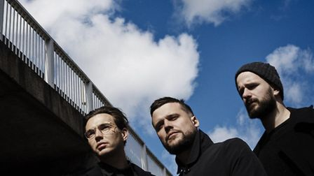 White Lies follow up their fourth album, Friends, with a UK tour that brings them to the Waterfront.