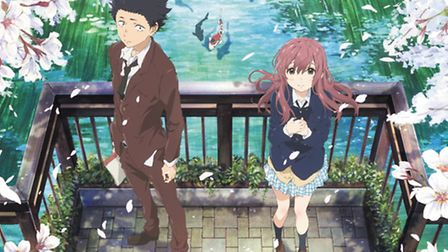 Romantic anime drama, A Silent Voice follows youngster Shoko, who after moving to a new school is ta