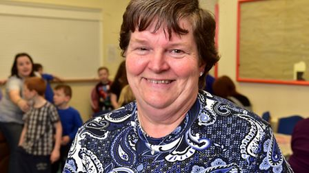 Mile Cross playscheme has recieved a grant from Comic Relief.Trish Hewett who runs the playscheme.