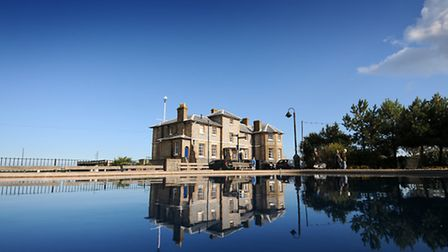 North Lodge, Cromer Town Council. Picture: Antony Kelly