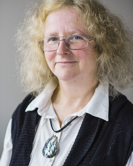 Lesley Grahame, Green Party city councillor for Thorpe St Andrew in Norwich. Picture: ARCHANT LIBRAR