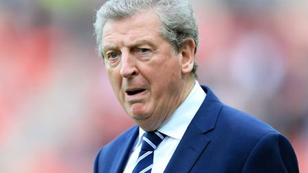 Roy Hodgson: 6-5 favourite. Picture: Tim Goode/PA Wire.
