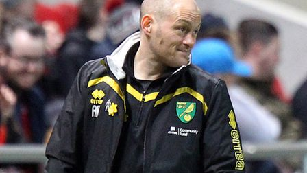 Norwich City manager Alex Neil has been dismissed with immediate effect. Picture: Paul Chesterton/Fo