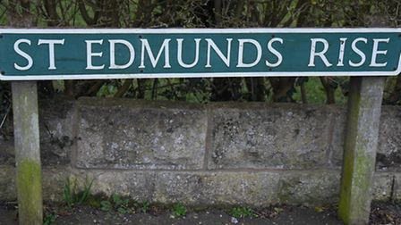 St Edmunds Rise in Taverham where a woman and two young children were taken to hospital after a kitc