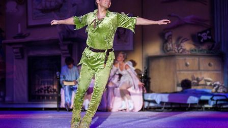 Russian Ice Stars are bringing Peter Pan on Ice to King's Lynn Corn Exhange. Picture: Russian Ice St