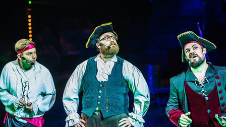 The Hippodrome Circus is looking to name its first Pirate of the Year. Picture: Hippodrome Circus