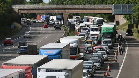 New road tax rules come into force in April. Picture Joe Giddens/PA Photos.