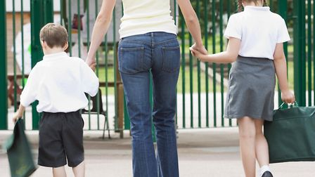 It's time to make our children walk to school again, says Rachel Moore.