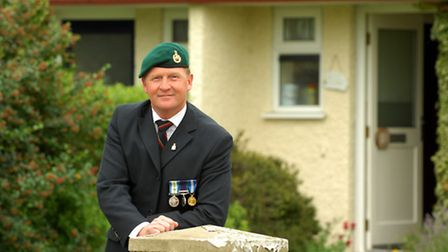 Falklands veteran Rickie Botwright has been invited to a special commemoration hosted by Prince Char