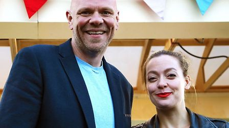 Tom Kerridge and Cherry Healey celebrated our favourite takeaways and the history behind them in The