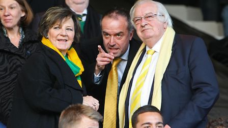 The days of a chief executive running the show at Norwich City are over for now. Picture: Paul Chest