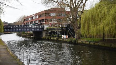 River Wensum in Norwich. Picture: ANTONY KELLY