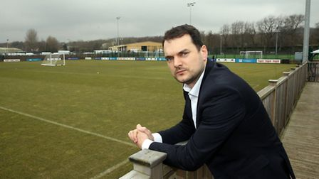 Huddersfield Town's head of Football Operations Stuart Webber has emerged as a leading contender for