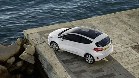 Ford Fiesta Vignale. Picture: Ford