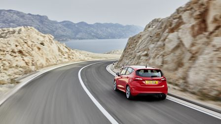 Ford Fiesta ST-Line. Picture: Ford