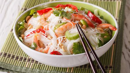Chinese noodles. Picture Thinkstock images.