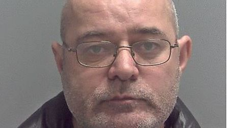 Fraudster Christopher Heather, who has been jailed for 12 months. Picture: Norfolk Police