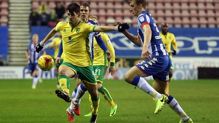 Nelson Oliveira is back in the mix for Barnsley's visit after recovering from a hairline fracture of