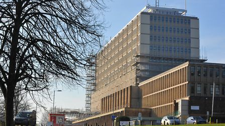 Norfolk County Council said it accepted the �60,000 fine. Photo: Steve Adams