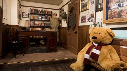 The Dad's Army museum based in Thetford is now open for the 2017 season.PHOTO: Nick Butcher