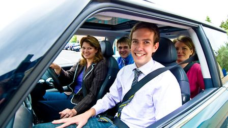 Car sharing: It's a great idea, but not one for me, says Steven Downes.