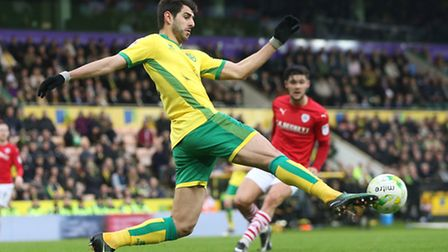 Nelson Oliveira made a welcome return from a broken foot injury. Picture: Paul Chesterton/Focus Ima