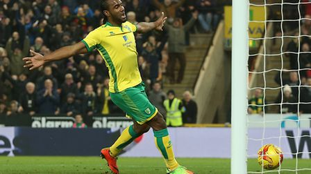 Norwich City have scored 41 goals in 19 league games so far this season. Picture: Paul Chesterton/Fo