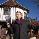 International poet George Szirtes celebrates World Poetry Day at Wymondham by reading a poem at the