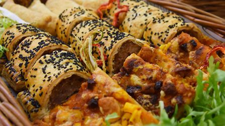 Funnells Kitchen's food for business meetings from their new second kitchen based at Ashwellthorpe f