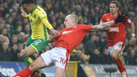 Aaron Mooy was impressive in Huddersfield's Carrow Road win. Picture: Paul Chesterton/Focus Images