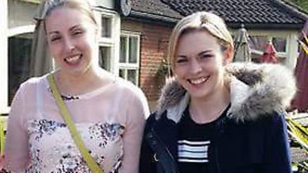 Nicola King (left) and Emma Simmonds (right) are to receive national honours for saving the lives of