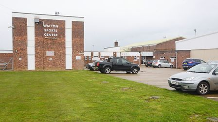 Watton Sports Centre will host the Easter activities day from Breckland Council. Picture: Ian Burt