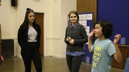 Norwich-based Moss Banks Drama Group is looking for new members who may have the chance to appear in