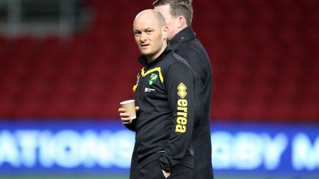 Norwich Manager Alex Neil before the Sky Bet Championship match at Ashton Gate, BristolPicture by P