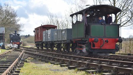 Love on a Branch Line is said to have been inspired by The Mid Suffolk Light Railway