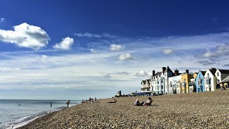 The town of Seaburgh in A Warning to the Curious is based on Aldeburgh