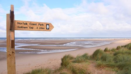 One of the main characters in The Girl on the Train is from Holkham in Norfolk. Photo: Ian Burt