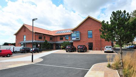 The new sole Bay Health Centre in Reydon is now open.