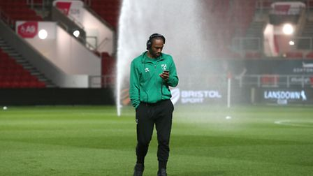 Cameron Jerome has had some harsh words. Picture: Paul Chesterton.