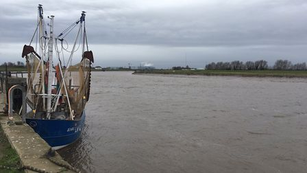 Miroslaw Bandrowski's body was found near Boal Quay in the Great Ouse River, which runs between King