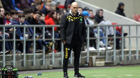 Alex Neil is back on the market after his Norwich City dismissal. Picture: Paul Chesterton/Focus Im