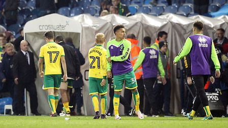 Is this where City's big problems started - the EFL Cup defeat against Leeds? Picture: Paul Chester