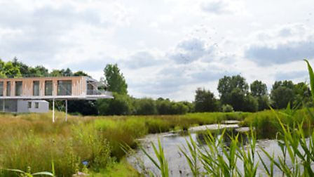 The Oxborough Fen House development by planning consultants Lanpro, based in Pottergate in Norwich.