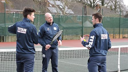 Titan Tennis Academy in partnership with the GW Stainforth Trust charity will be hosting an open day