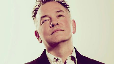 Stewart Lee brings his latest stand-up odyssey, Content Provider, to King's Lynn. Picture: Submitted