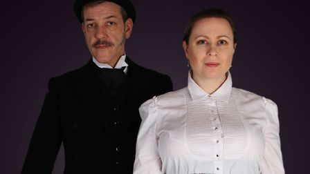 Norwich-based Moss Bank Productions is presenting the show Gaslight at the Maddermarket Theatre from